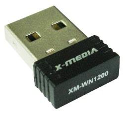 장치 모델 : X-MEDIA XM-WN1200
