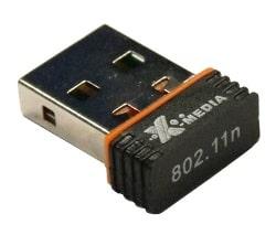 장치 모델 : X-MEDIA NE-WN1200