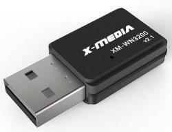 장치 모델 : X-MEDIA XM-WN3200
